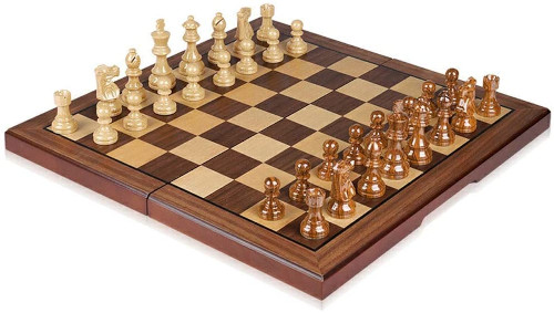ZXYY-Chess-Set-Solid-Wood-Chess-Set